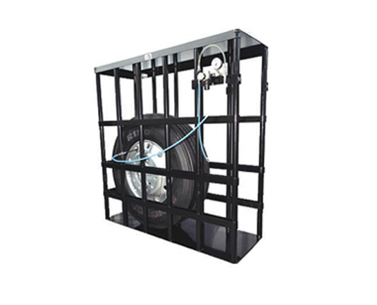 Safety Inflation Cages